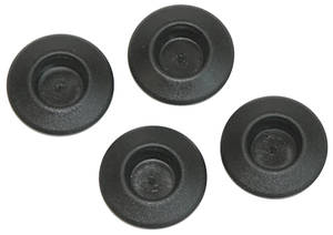 1969-1972 Grand Prix Cowl Panel Plugs, Upper (Grand Prix)