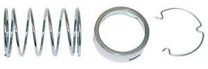 1969-72 LeMans Steering Column End Cap Hardware Cap, Clip & Spring