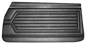 1971-1972 Skylark Door Panels, 1971-72 Skylark Standard Front, by PUI