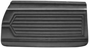 Door Panels, 1968-72 Skylark Assembled Front, GS 300 Standard, by PUI