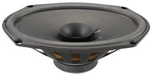 1961-77 Cutlass Speaker, OEM Stereo 10 OHM, 60 Watts