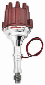 1961-72 Skylark Distributor, Billet Ignitor Ii - 215-350 W/Mech. Adv. (75, 76, 78) Red Cap