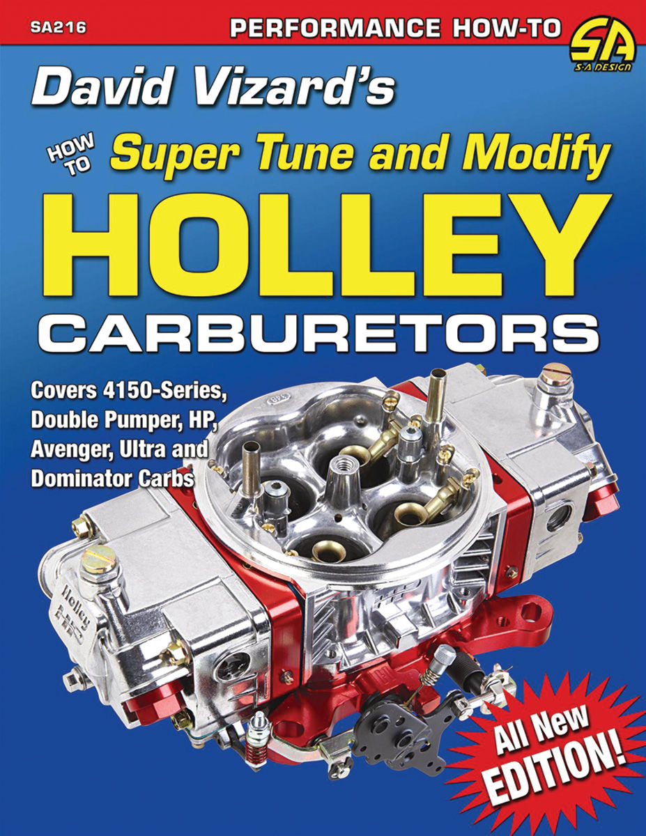 Photo of Super Tune And Modify Holley Carburetors