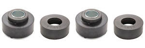 1969-72 Body Mount Bushing Supplement (Grand Prix) Bushings, by RESTOPARTS