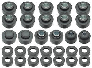 1970-72 Monte Carlo Body Mount Bushing Kit