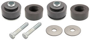 1964-1967 El Camino Body Mount Bushing Supplement w/Hardware, by RESTOPARTS