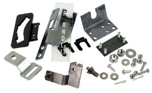 1966-67 GTO Shifter Conversion Kit TH350/TH400