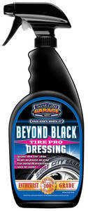 Beyond Black Tire Pro (24-oz.), by Surf City Garage