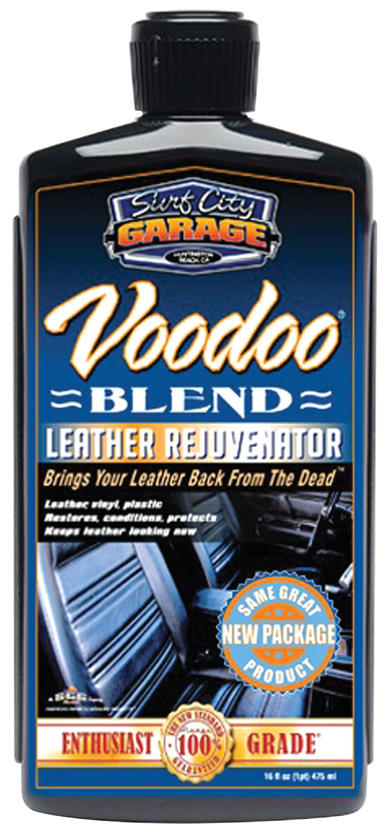 Photo of Voodoo Blend Leather Rejuvenator 16-oz.