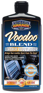 Voodoo Blend Leather Rejuvenator 16-oz., by Surf City Garage