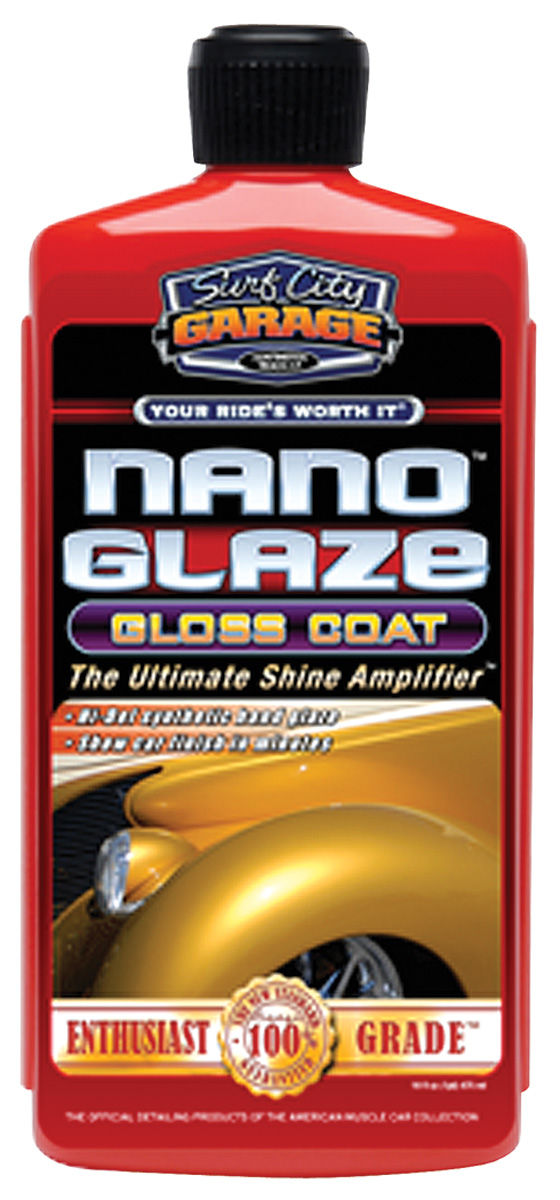 Photo of Nano Shine Glaze Coat 16-oz.