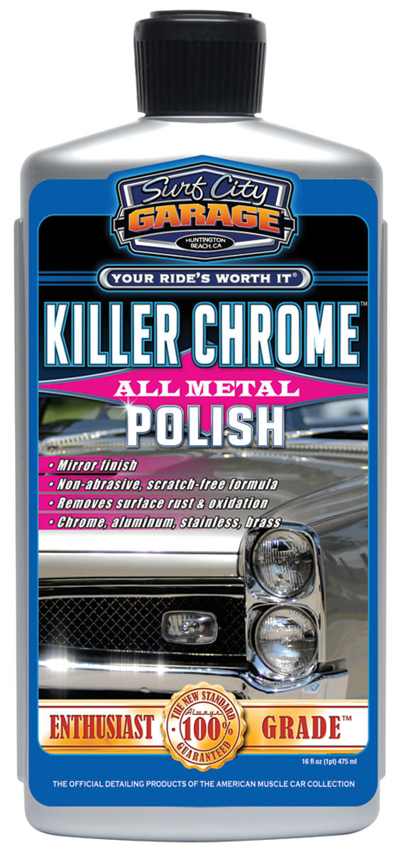Photo of Killer Chrome Perfect Polish 16-oz.