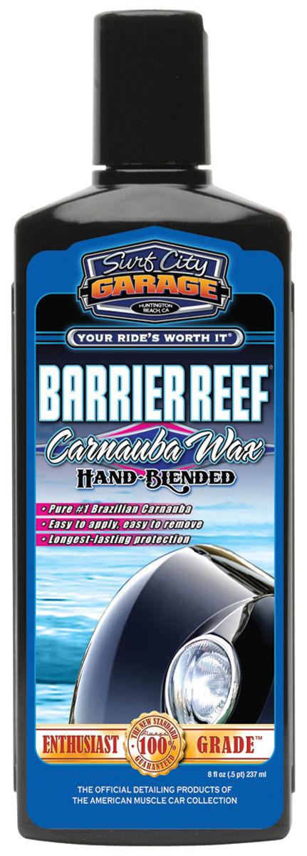 Photo of Barrier Reef Carnauba Wax (Bottle, 8-oz.)