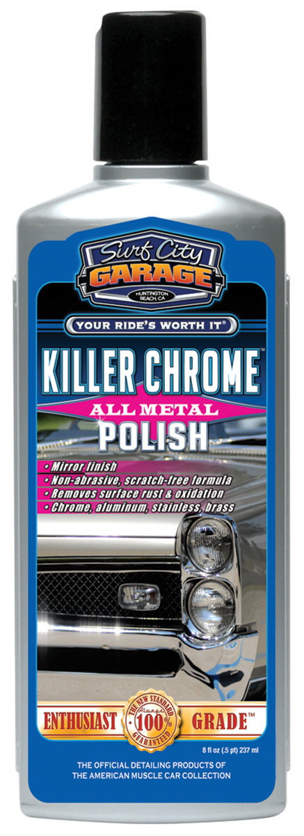 Photo of Killer Chrome Perfect Polish (8-oz.)