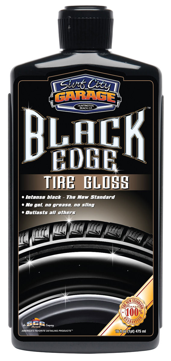 Photo of Black Edge™ Tire Gloss 16-oz.