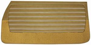 Door Panels, 1968 Skylark Custom/GS 350/GS 400 Front