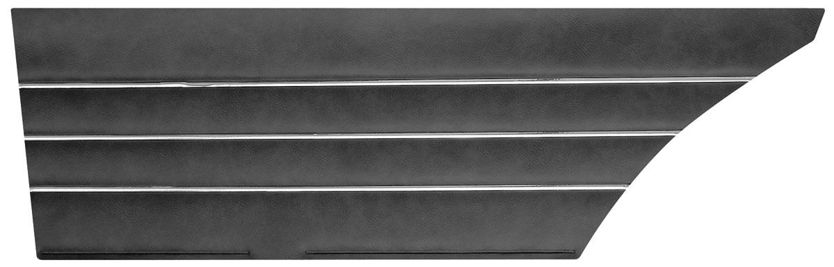 Pui Door Panels 1968 Skylark Custom Gs 350 Gs 400 Rear