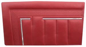 Door Panels, 1969 Skylark/Custom/GS 350/GS 400 Rear, Convertible
