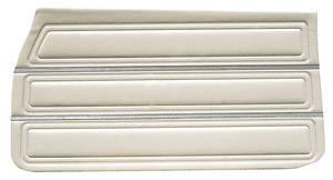 Door Panels, 1969 Skylark/GS 350 Rear, Hardtop