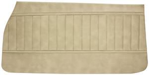 Pui Door Panels 1971 72 Skylark 350 Gs Custom Front
