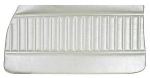 Door Panels, 1971-72 Skylark/350/GS/Custom Rear, Convertible, by PUI