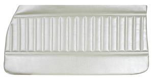 Door Panels, 1971-72 Skylark/350/GS/Custom Rear, Convertible