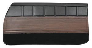 Door Panels, 1972 Skylark/350/Custom/GS Front