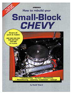 1978-1988 El Camino How To Rebuild Your Small-Block Chevy