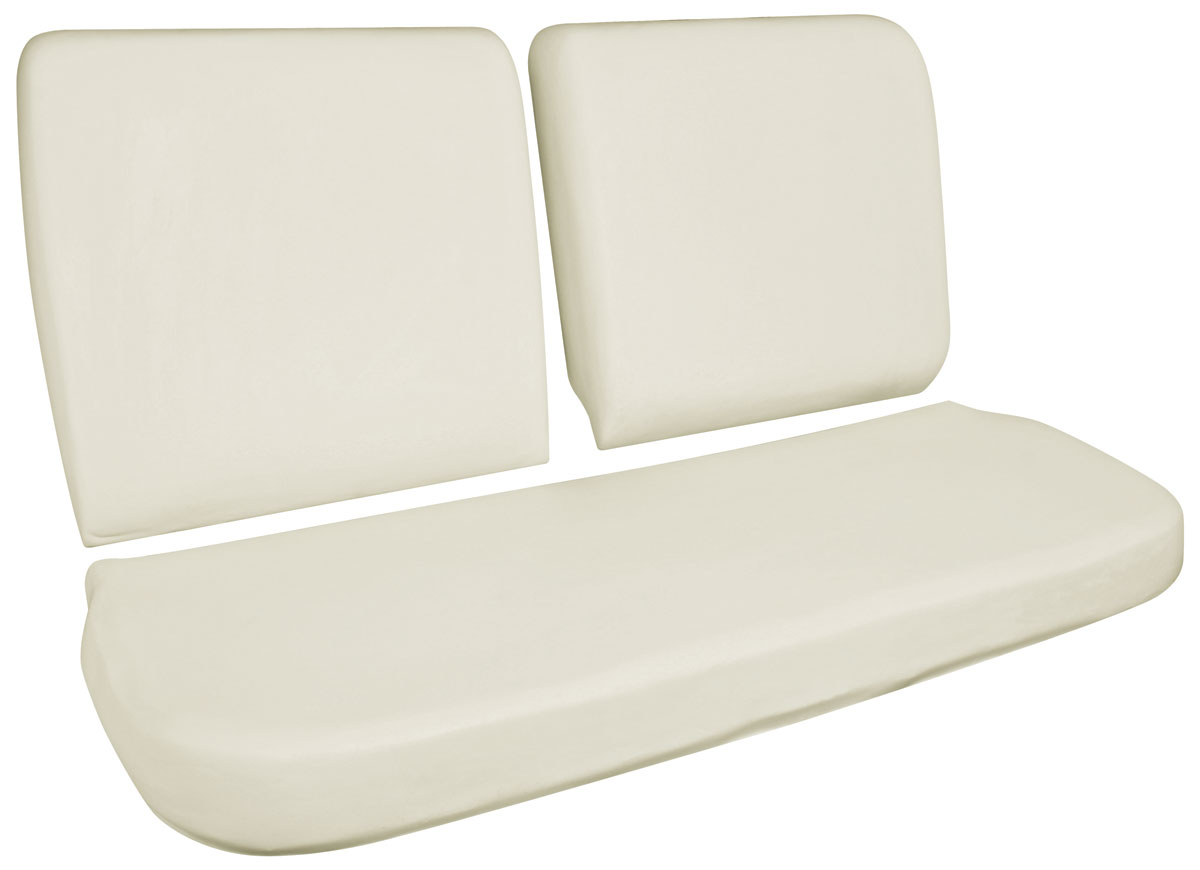 Photo of Seat Foam, Custom-Molded Split Bench, Front Seat (with Spring)