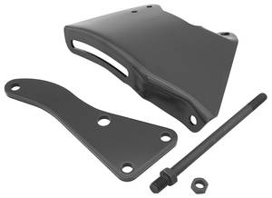 1970-1972 Monte Carlo Alternator Bracket Set Big-Block (Upper/Lower Brackets)