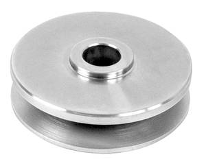 1970 Monte Carlo Alternator Pulley, Deep Groove