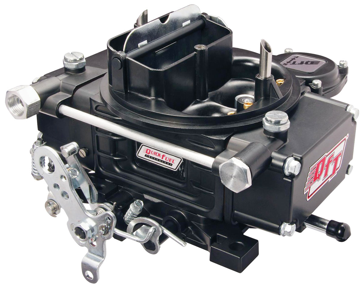 Photo of Carburetors, Slayer Series 600 CFM, Black Diamond Finish