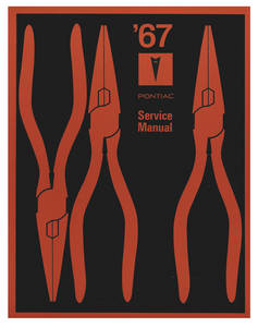 1974 Grand Prix Chassis Service Manuals