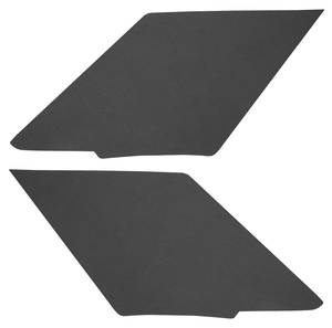 1966-1967 Skylark Side Rear Sail Panels 4-dr. Sedan (Late '66)