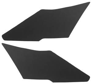1969-70 Sail Panels, Side Rear Bonneville and Catalina 2-dr. HT