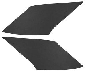 1966-67 Cutlass Sail Panels, Side Rear 2-dr. Hardtop, Late