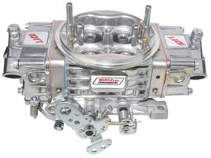 Carburetors, Street-Q Series Mechanical Secondaries 750 CFM