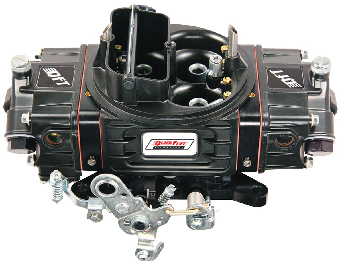 Photo of Carburetors, Super Street Series Mechanical Secondaries 650 CFM, Black Diamond