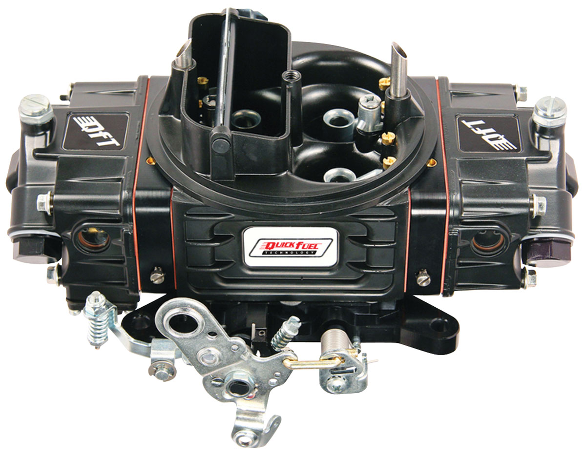 Photo of Carburetors, Super Street Series Mechanical Secondaries 750 CFM, Black Diamond