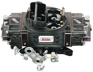 1978-1988 El Camino Carburetors, Super Street Series Mechanical Secondaries 850 CFM, Black Diamond