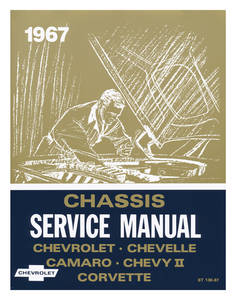 1967-1967 Chevelle Chassis Service Manual