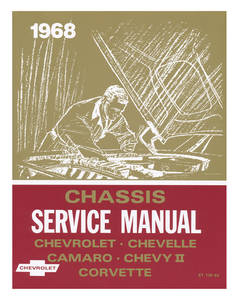 1968-1968 Chevelle Chassis Service Manual
