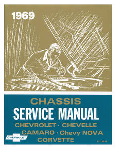 1969-1969 Chevelle Chassis Service Manual