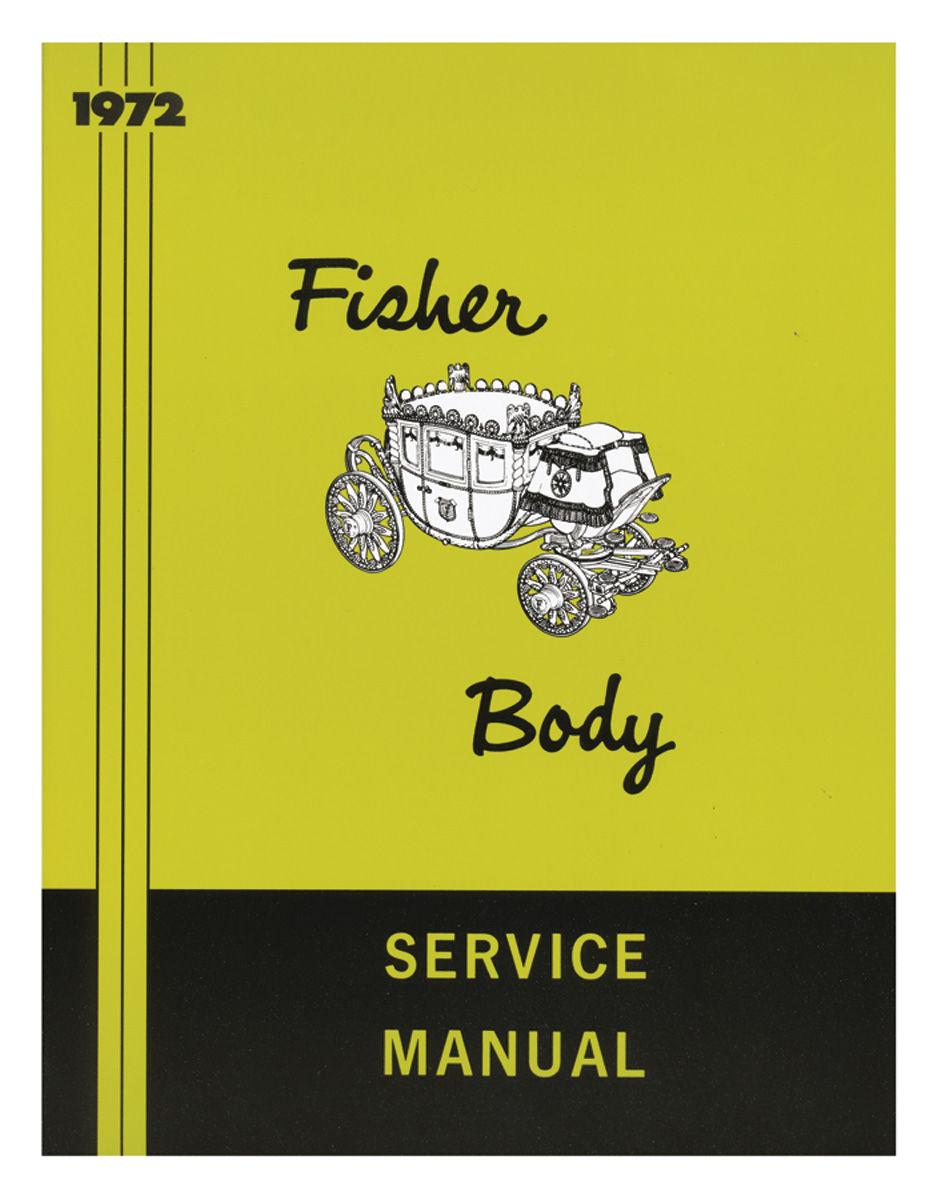 1972 cutlass fisher body manual. Black Bedroom Furniture Sets. Home Design Ideas