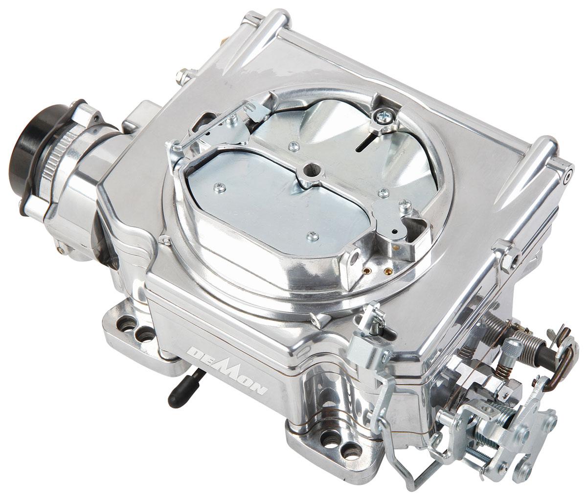 Photo of Carburetors, Street Demon 750 Cfm polished