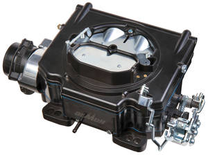 1978-88 El Camino Carburetors, Street Demon 750 Cfm Shadow Black