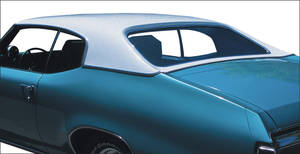 1968-72 Skylark Vinyl Top 2-dr. Coupe/Sedan