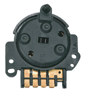 1976 Cadillac Blower Motor Switch (DeVille, with Manual Select Air Conditioning)