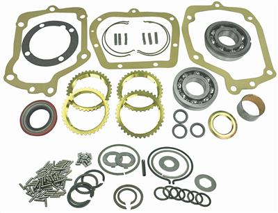 1966-76 El Camino Master Rebuild Kit, GM 3-Speed Or 4-Speed Muncie 4-Spd.