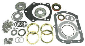 1964-73 Tempest Transmission Master Rebuild Kit Saginaw 3-Speed/4-Speed
